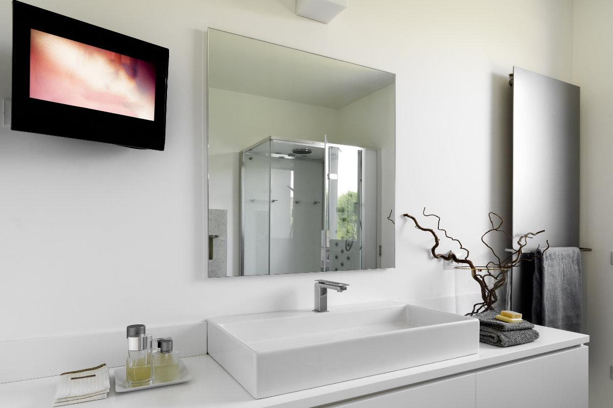 Infraroodverwarming badkamer: werking, voordelen & prijsinfo